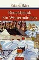 Deutschland, Ein Wintermärchen  by  Heinrich Heine