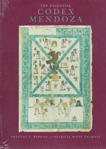 Codex Mendoza: Four-Volume Set  by  Frances F. Berdan