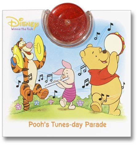 Poohs Tunes-day Parade (Busy Book)  by  Walt Disney Company