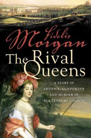 The Rival Queens  by  Fidelis Morgan