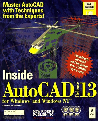 Inside AutoCAD Release 13 for Windows and Windows NT  by  New Ride Publishing