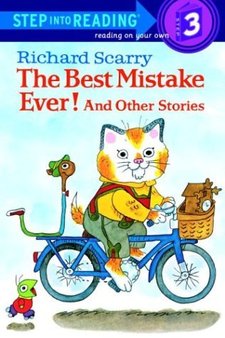 Best Mistake Ever! and Other Stories, The  by  Richard Scarry