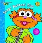 Snap! Button! Zip! Abigail Tabby