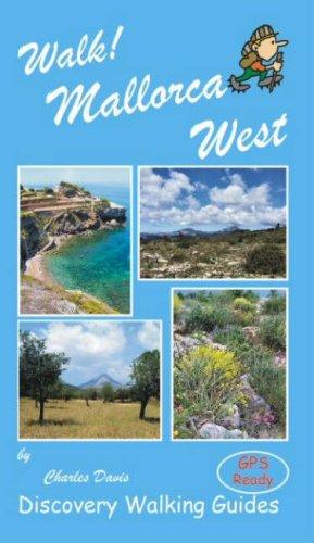 Walk! Mallorca West  by  Charles  Davis