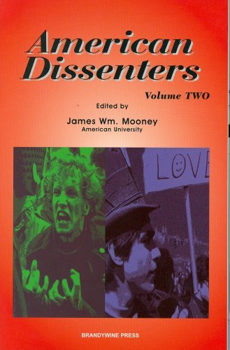 American Dissenters, Volume 2  by  James Wm. Mooney