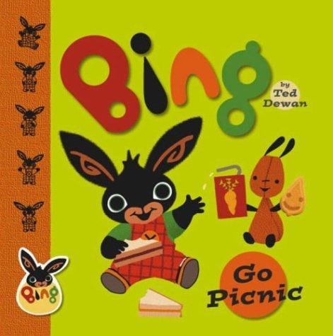 Bing: Go Picnic  by  Ted Dewan