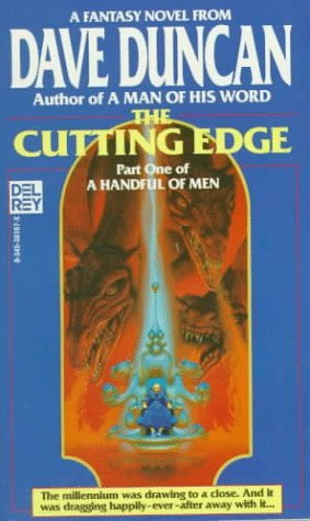 The Cutting Edge (A Handful of Men, #1) Dave Duncan