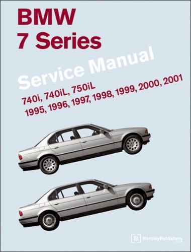 BMW 7 Series (E38) Service Manual: 1995-2001: 740i, 740il, 750il  by  Robert Bentley