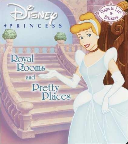 Royal Rooms and Pretty Places  by  Andrea Posner-Sanchez