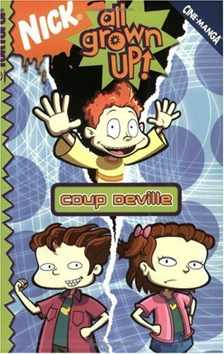 All Grown Up, Volume 2: Coup Deville  by  Ian Mayer