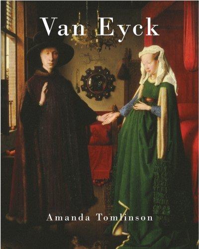 Van Eyck (Chaucer Art)  by  Amanda Tomlinson
