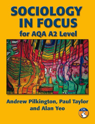 Sociology In Focus A2 For Aqa Michael Haralambos