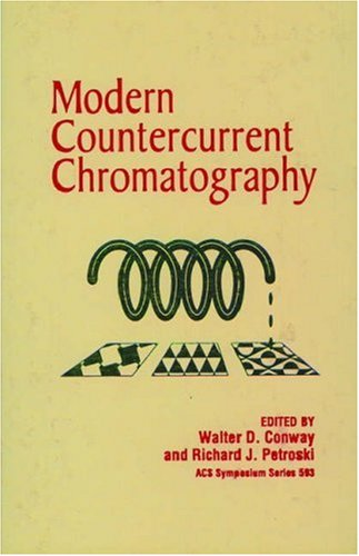 Countercurrent Chromatography: Apparatus, Theory And Applications  by  Walter D. Conway