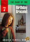 The Case of the Birthday Bracelet ( The Nicki Holland Mysteries, #7)  by  Angela Elwell Hunt