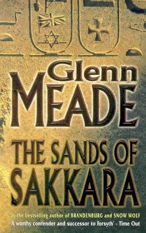 The Sands Of Sakkara Glenn Meade