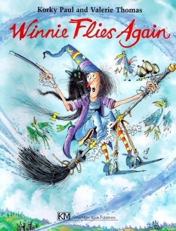 Winnie Flies Again Valerie Thomas