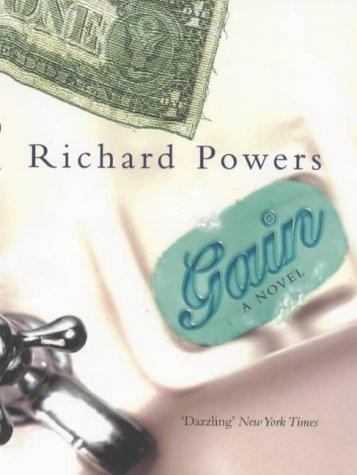 Gain  by  Richard Powers