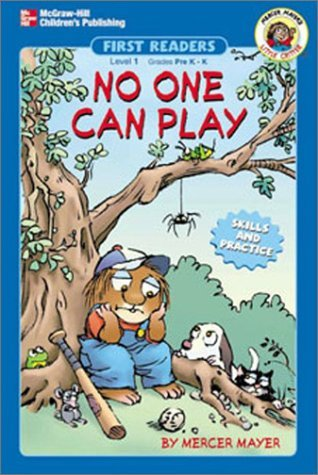 No One Can Play, Level 1  by  Mercer Mayer