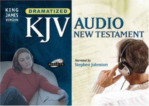 KJV Audio New Testament  by  Anonymous