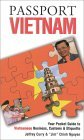 Passport Vietnam Jeffrey E. Curry