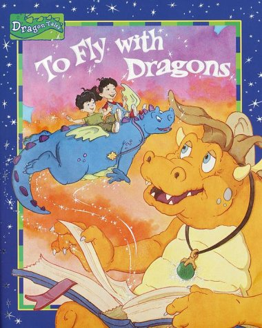 To Fly with Dragons (Glitter Picturebook) Ted Enik