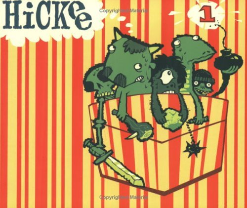 Hickee Volume 2, Issue 1  by  Graham Annable