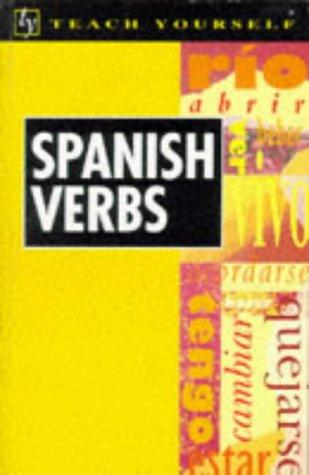 Spanish Verbs  by  Maria Hollis