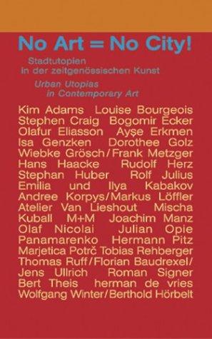 No Art = No City!  by  Florian Matzner