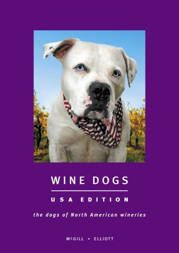 Wine Dogs USA Edition Craig McGill