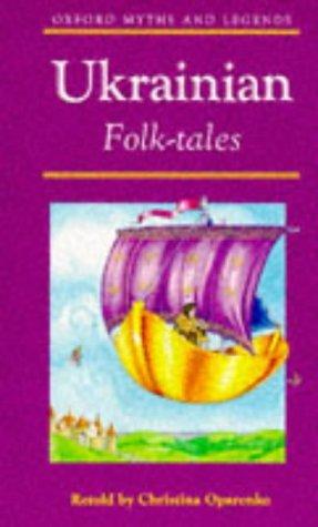 Ukrainian Folk-Tales Christina Oparenko