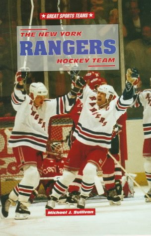 The New York Rangers Hockey Team Michael John Sullivan