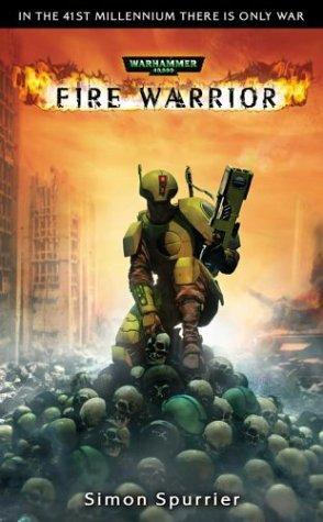 Fire Warrior  by  Si Spurrier