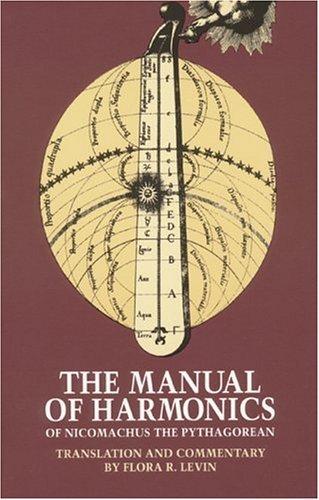 The Manual of Harmonics of Nicomachus the Pythagorean  by  Nichomachus the Pythagorean