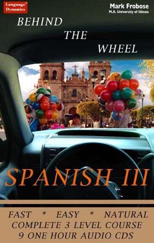 Behind The Wheel Spanish 3 / Nine Multi Track C Ds Mark Frobose