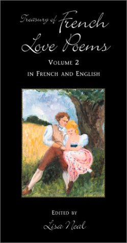 Treasury of French Love Poems  by  Lisa Kasparek