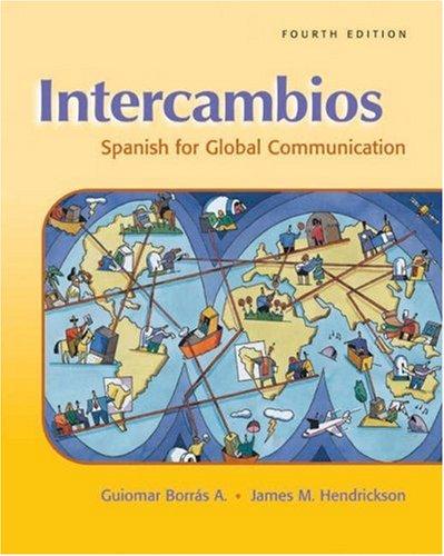 Intercambios - Text With CD Guiomar Borras Alvarez