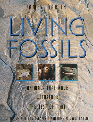 Living Fossils  by  James    Martin