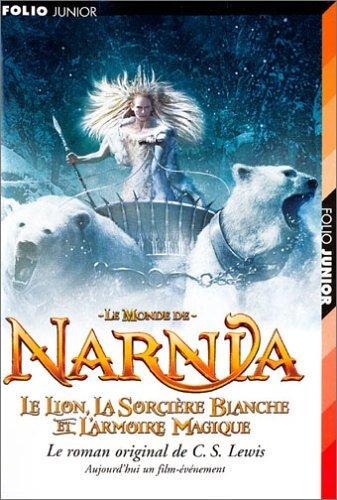 Le Lion, la sorcière blanche et larmoire magique (Le Monde de Narnia, #2)  by  C.S. Lewis
