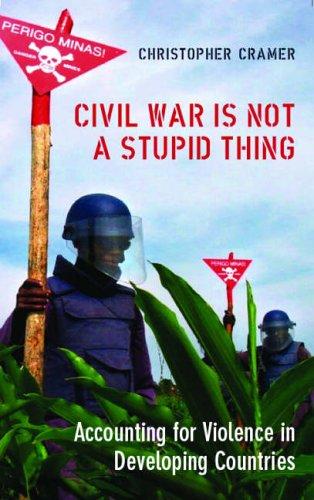 Violence in Developing Countries: War, Memory, Progress Christopher Cramer