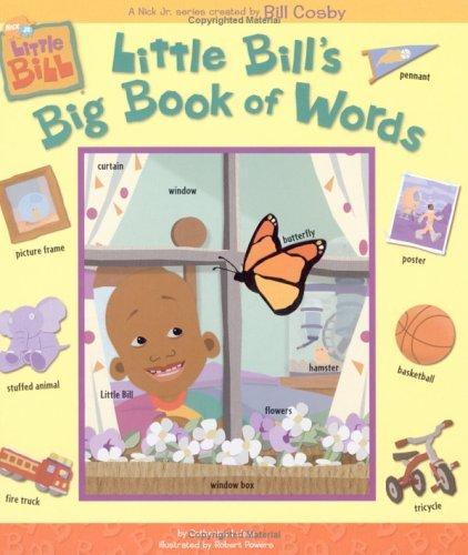 Little Bills Big Book of Words Catherine Lukas