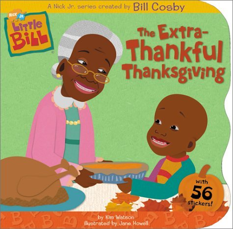 The Extra Thankful Thanksgiving  by  Kim Watson