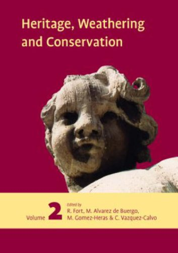 Heritage, Weathering and Conservation, Two Volume Set: Proceedings of the International Heritage, Weathering and Conservation Conference (Hwc-2006), 21-24 June 2006, Madrid, Spain Rafael Fort