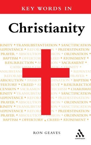 Key Words in Christianity  by  Ron Geaves