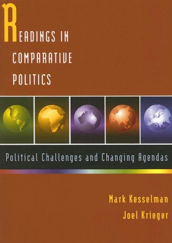 Readings In Comparative Politics Mark Kesselman