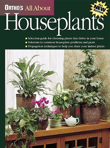 Orthos All about Houseplants  by  Kate Jerome