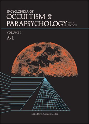 Encyclopedia Of Occultism & Parapsychology Leslie Shepard
