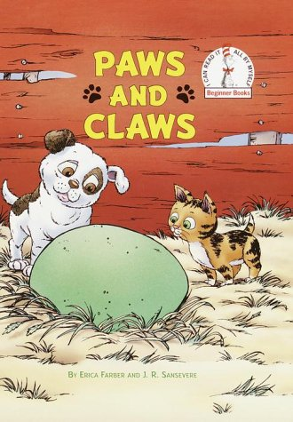 Paws and Claws (Beginner Books)  by  Erica Farber