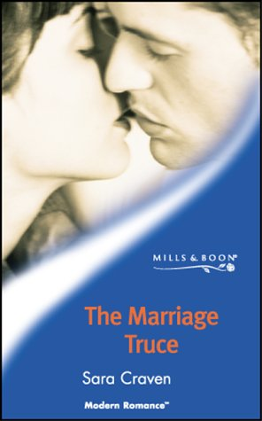 The Marriage Truce Sara Craven