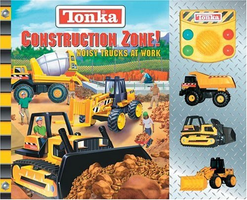 Tonka Construction Zone: Tonka Construction Zone Charles Hofer