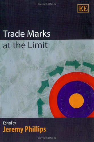 Trade Marks At The Limit Jeremy Phillips